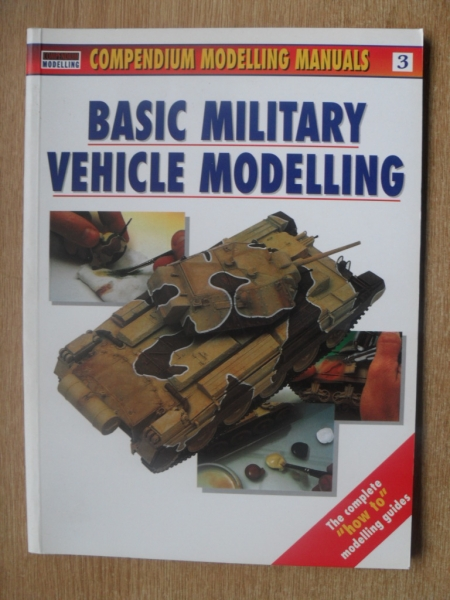 03. BASIC MILITARY VEHICLE MODELLING